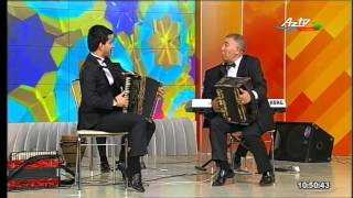 Orxan Mirnatiqoglu Aftandil Israfilov Duet 2 2015 AzTv Seher 2015 DJ R@min M M