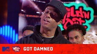 Anderson .Paak, DaniLeigh, & Marlon Wayans Won't Get Got 😂 Wild 'N Out | #GotDamned