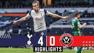 Tottenham 4-0 Sheffield Pekan 34