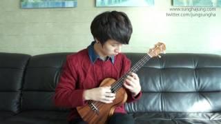 (Gotye) Somebody That I Used To Know - Sungha Jung (ukulele)