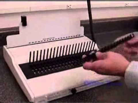 Kézi spirálozógép