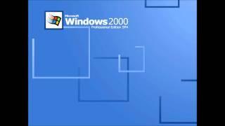Windows 2000 Startup Sound