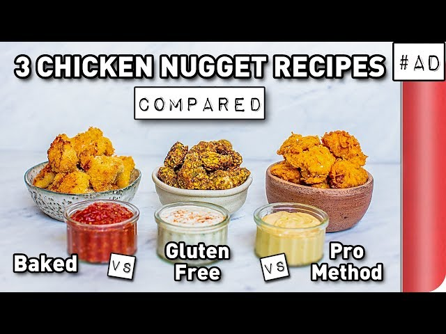 3 Chicken Nugget Recipes Compared Sortedfood Kafif Sarah