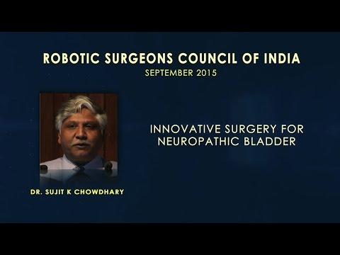 Innovative Surgery for Neuropathic Bladder
