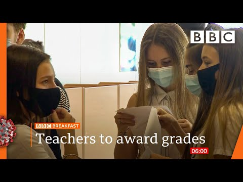 Covid-19: Teachers to decide A-level and GCSE results ???? @BBC News live - BBC