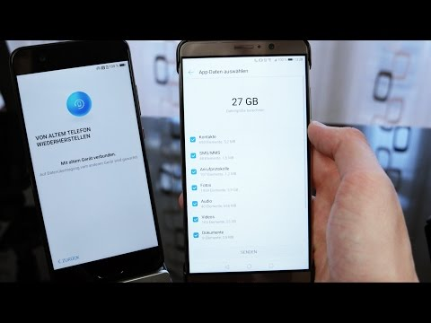Telefonwechsel einfach gemacht: Apps, Dateien und Einstellungen übertragen | Phone Clone