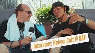 Interview Mit KELVYN COLT @ Openair Frauenfeld