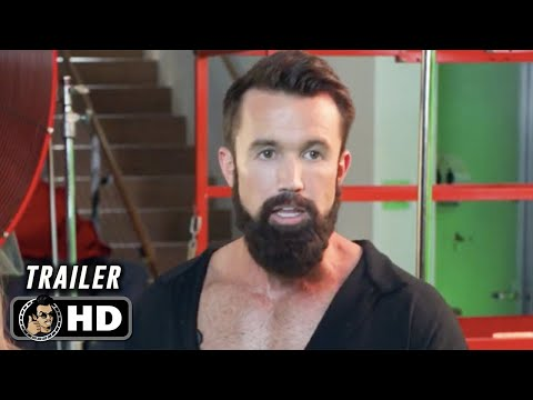 MYTHIC QUEST: RAVEN'S BANQUET Official Teaser Trailer (HD) Rob McElhenney