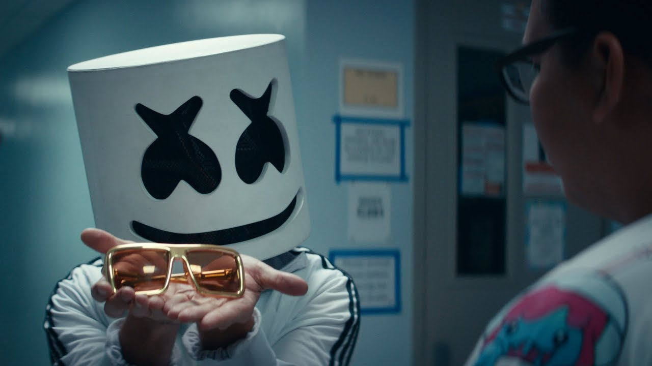 Marshmello — Tell Me