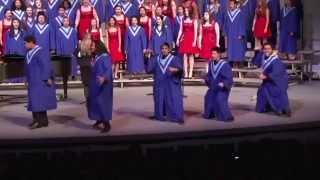 Hamsafar - Sukla Krsne - Kia Hora Te Marino - MRHS Concert Choir 2014