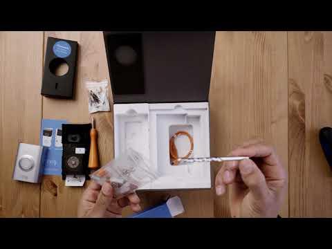 Ring Sonnette vidéo 2 (Câble, Sans fil, WiFi, application)