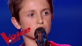 Gambar cover Charlie Puth feat. Selena Gomez - We don't talk anymore | Samy | The Voice Kids France 2018 |...
