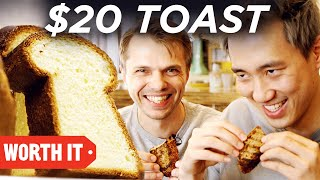 """I didn't realize bread could be this luxurious.""  Watch on Hulu: https://hulu.tv/2DUZ20N  Watch on Amazon Instant Video: http://amzn.to/2s4ggaA  Check out our BuzzFeed Original Series Channel on Roku: http://bit.ly/2DUnOlE  Check out more awesome videos at BuzzFeedVideo! https://bit.ly/YTbuzzfeedvideo https://bit.ly/YTbuzzfeedblue1 https://bit.ly/YTbuzzfeedviolet  GET MORE BUZZFEED: https://www.buzzfeed.com https://www.buzzfeed.com/videos https://www.youtube.com/buzzfeedvideo https://www.youtube.com/asis https://www.youtube.com/buzzfeedblue https://www.youtube.com/buzzfeedviolet https://www.youtube.com/perolike https://www.youtube.com/ladylike  BuzzFeedVideo BuzzFeed Motion Picture's flagship channel. Sometimes funny, sometimes serious, always shareable. New videos posted daily!  Love BuzzFeed? Get the merch! BUY NOW: https://goo.gl/gQKF8m  MUSIC Doldinger In Der Philharmonie_fullmix Licensed via Warner Chappell Production Music Inc.  Licensed via Audio Network SFX Provided By AudioBlocks (https://www.audioblocks.com) Genesis_Main Licensed via Warner Chappell Production Music Inc. Monkey Funk_30Edit Licensed via Warner Chappell Production Music Inc. Deep In The Ocean_inst Licensed via Warner Chappell Production Music Inc. Cool Cats Licensed via Warner Chappell Production Music Inc. Island Bound Licensed via Warner Chappell Production Music Inc. Just Fly Right_SubMix Licensed via Warner Chappell Production Music Inc.   EXTERNAL CREDITS Dominique Crenn www.petitcrenn.com + Andy Kadin www.bubandgrandmas.com + Jonathan Whitener https://www.hereslookingatyoula.com/ + Brian Reimer http://farmshopca.com/ + Anthony Nigro http://farmshopca.com/ + Jessica Koslow https://sqirlla.com/  Credits: https://www.buzzfeed.com/bfmp/videos/49696"