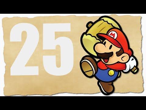 25 Curiosidades de Paper Mario: La Puerta Milenaria