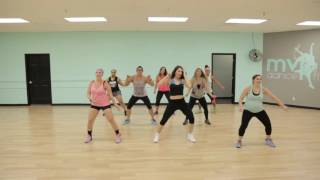 SWERK (Dance Fitness)--Feel It by DJ Felli Fel feat. T Pain