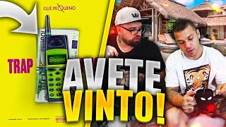 GUE PEQUENO   TRAP PHONE FT. CAPO PLAZA | RAP REACTION