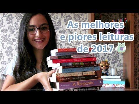 As melhores e piores leituras de 2017
