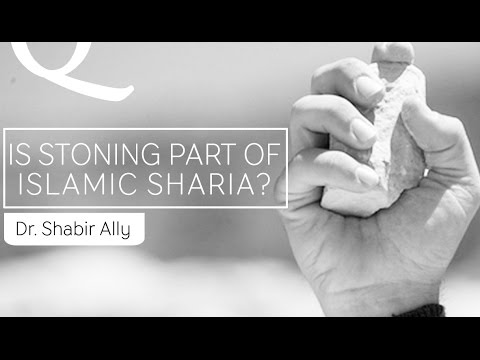 Q&A: Is Stoning Part of Islamic Sharia? | Dr. Shabir Ally