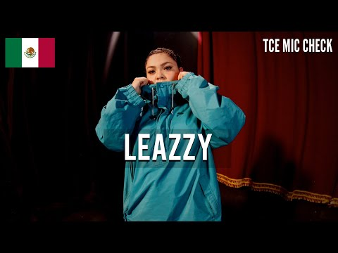 Leazzy - Boom [ TCE Mic Check ]