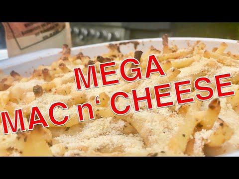 MEGA MAC n CHEESE vom Grill —- Klaus grillt