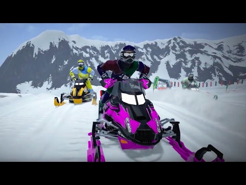 Trailer de Snow Moto Racing Freedom