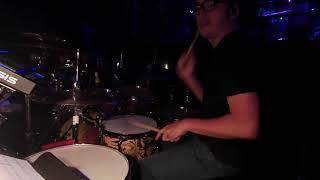 Indonesia Idol 2018, BIlly (Berharap tak berpisah). Handy Salim Drum Cam.