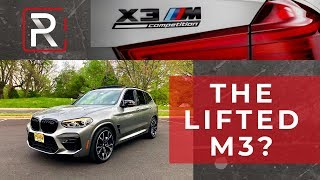 [Redline] The 2020 BMW X3 M Competition Perfectly Blends Your Sports Car With Your Family Car