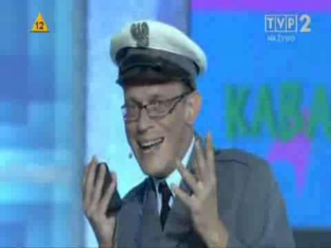 Kabaret pod Wyrwigroszem - Policjantów dwóch