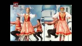 В Великом Новгороде в 15-й раз  прошел Международный фестиваль народного искусства «Садко»