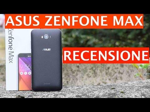 Asus Zenfone Max, video Recensione