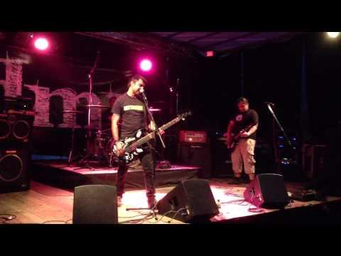 DMP live @ Querbeat am 11.08.2012 in Weizen / Deutschland