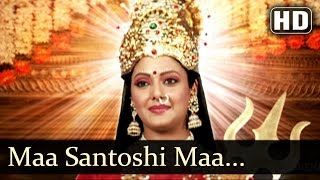 Jai Santoshi Maa Songs - Popular Devotional Songs - YouTube