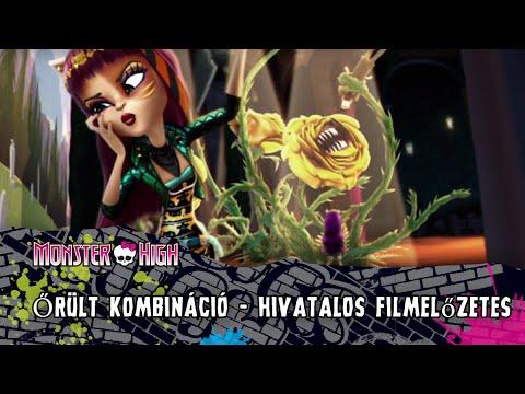 Monster High: Őrült kombináció online