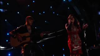 DaNica Shirey - Help Me | Live Playoffs | The Voice 2014