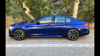 BMW M5 Competition - One Take