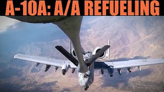 A-10A Warthog: Air To Air Refueling Tutorial | DCS WORLD