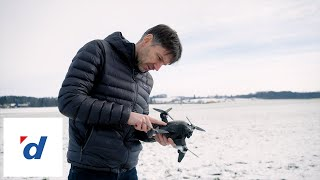 DJI FPV Drohne: Auch was für absolute Anfänger wie David?