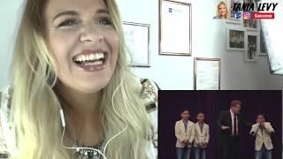 Vocal Coach |Reaction Ariana Grande Surprises TNT Boys f/