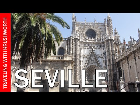 Video Seville travel guide (tourism) | Best places to visit in Spain