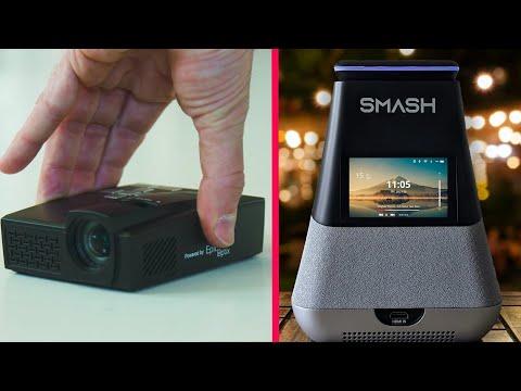 Best Portable Mini Projectors 2021 | Smallest Projector | 4K Projector | 1080p Projector Must Have