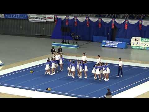 横浜女学院中学校・B ジャパンカップ準決勝 2019.08.24