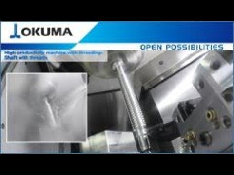 e5c93e3ca436f Okuma GENOS M460V-5AX Video Brochure - Okuma Europe GmbH