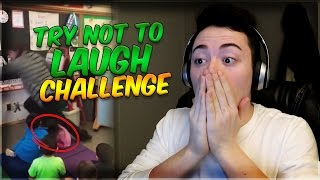 TRY NOT TO LAUGH CHALLENGE!!! *IMPOSSIBLE*