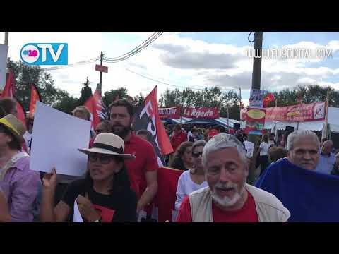 #SEPTIEMBREVICTORIOSO MARCHA EN FRANCIA