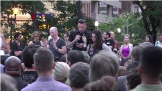 Aksi Solidaritas Kelompok Muslim Bagi Korban Penembakan Di Orlando  Liputan Berita VOA