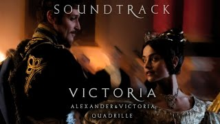 VICTORIA (The ITV Drama) - Alexander and Victoria's Quadrille Music by Johann Strauss II