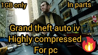gta 4 highly compressed pc game download 600mb - TH-Clip