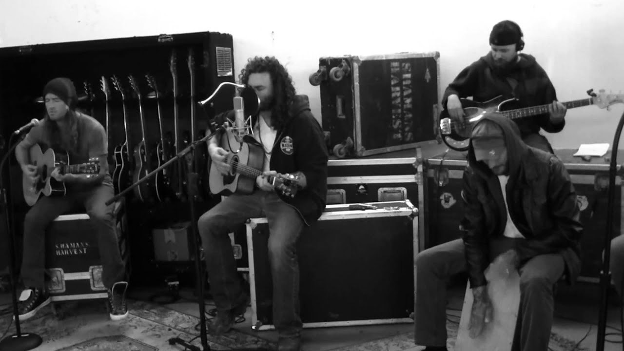 With or Without You  A Shaman's Harvest BusSession - YouTube