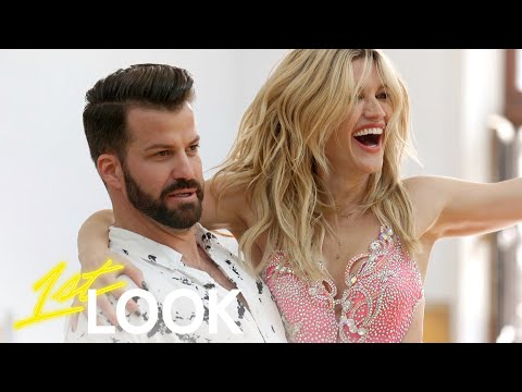 Johnny Bananas Cha Chas with 1st Look alum Ashley Roberts | 1st Look TV