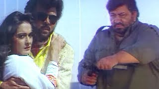 Amjad Khan Kills Lovers Ramgarh Ke Sholay  Action Scene 11/12